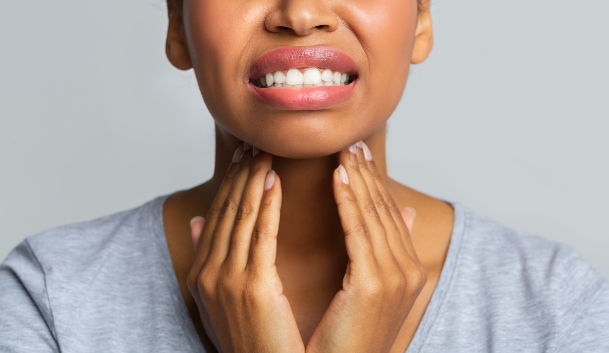 Signs of Tonsillitis